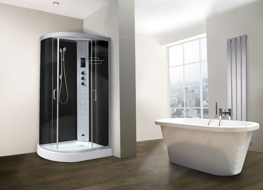 Home sauna and steam rooms - All you need to know about steam showers ...